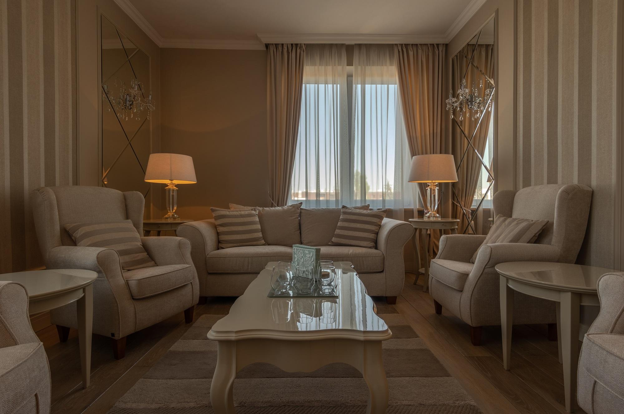 Mieszkanie ambasadora – niezwykła sesja zdjęciowa