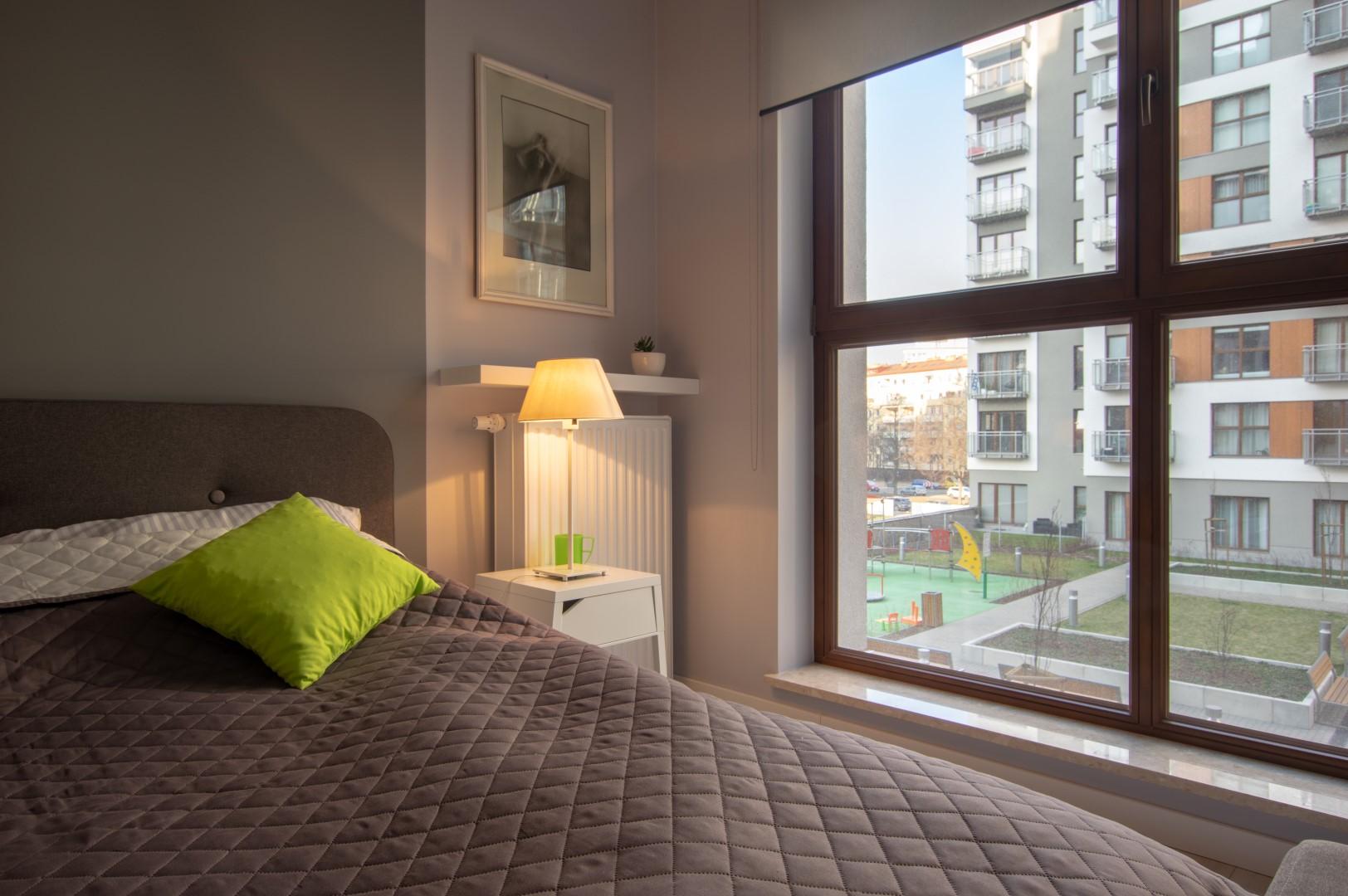 Woronicza – idealne mieszkanie na krótki najem