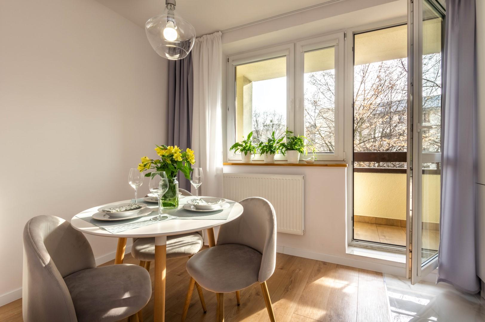 Sesja mieszkania na warszawskiej Pradze